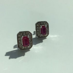 ❤️NEW! Stunning Rubies & Diamonds In 14k Gold❤️